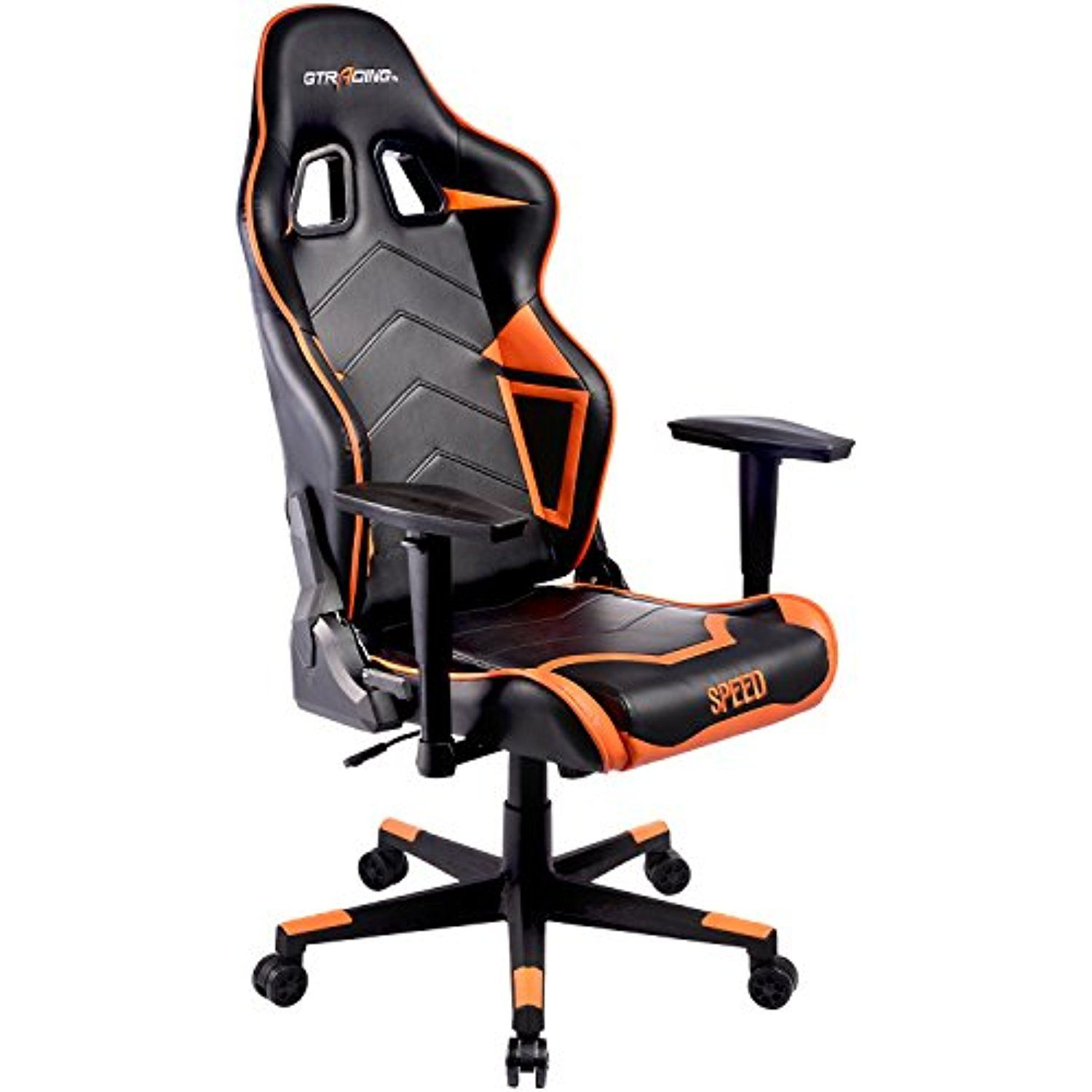 Gtracing Ergonomic Office Chair Racing Backrest And