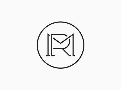 Mr Logo S Logo Design Geometric Logo Initials Logo