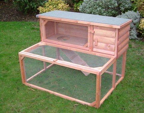 Imagenes de jaulas para conejos imagui ideas para el - Casa conejo ...