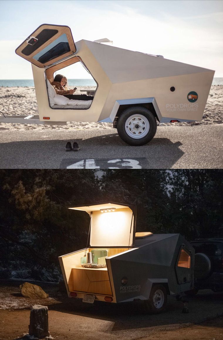 Best Teardrop Camper Designs For Adventure Travel Caravans