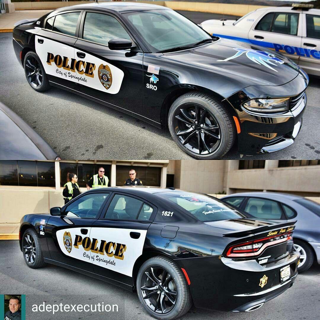 city of springdale ar police sro 1621 2016 dodge charger pursuit slicktop modern police. Black Bedroom Furniture Sets. Home Design Ideas