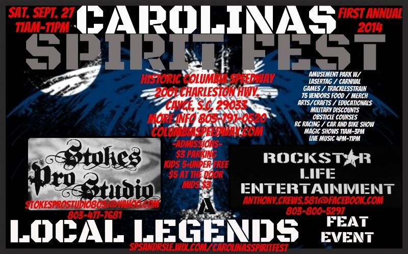 carolinasspiritfest.com