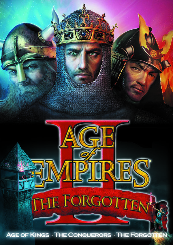 Age Of Empires Ii Hd The Forgotten Free Download With Images