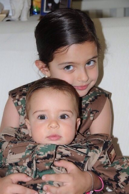 Princesses Haya And Zein Daughters Of Prince Hamzah ღღ Royal