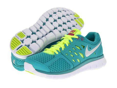 Nike Flex 2013 Run Cool GreySport TurquoiseVoltFusion