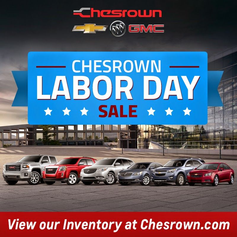 News Around Chesrown Buick Gmc Buick Chevrolet