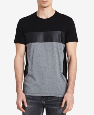 7ed111610 CALVIN KLEIN Calvin Klein Men'S Tricolor Colorblocked T-Shirt . #calvinklein  #cloth #shirts