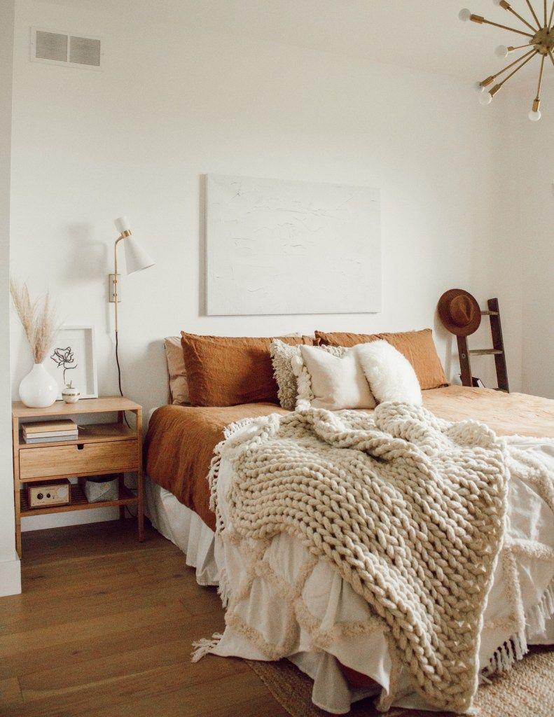 Simple Master Bedroom Refresh