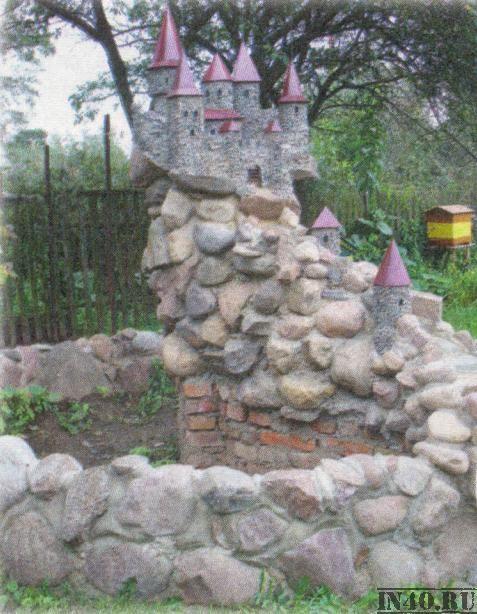 Идеи украшений для детской площадки своими руками: фото