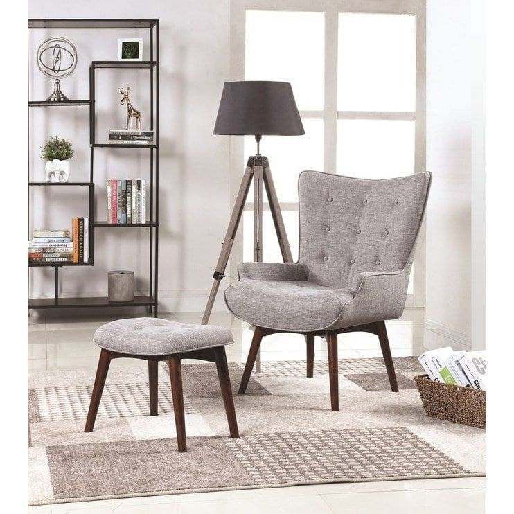 Accent Chairs Brown