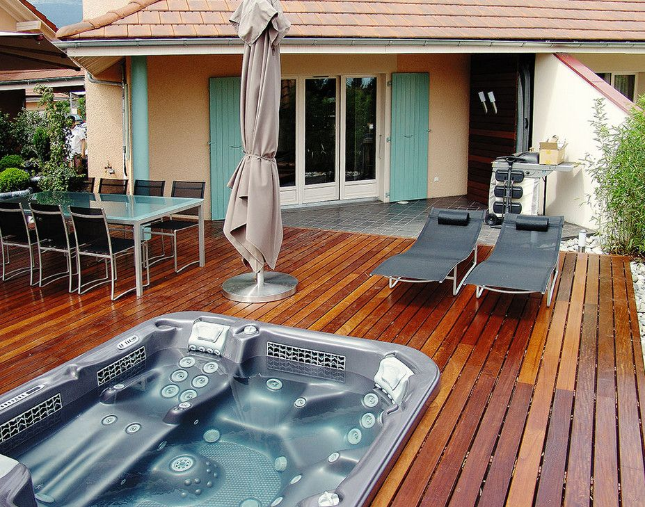 Outdoor Spas and Hot Tubs | Hot Tubs & Jacuzzis | Pinterest ...