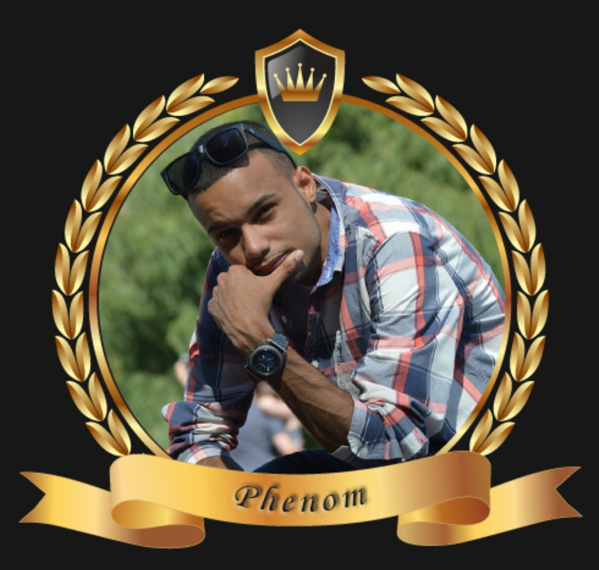 Congrats to Phenom the Artist of the month winner!