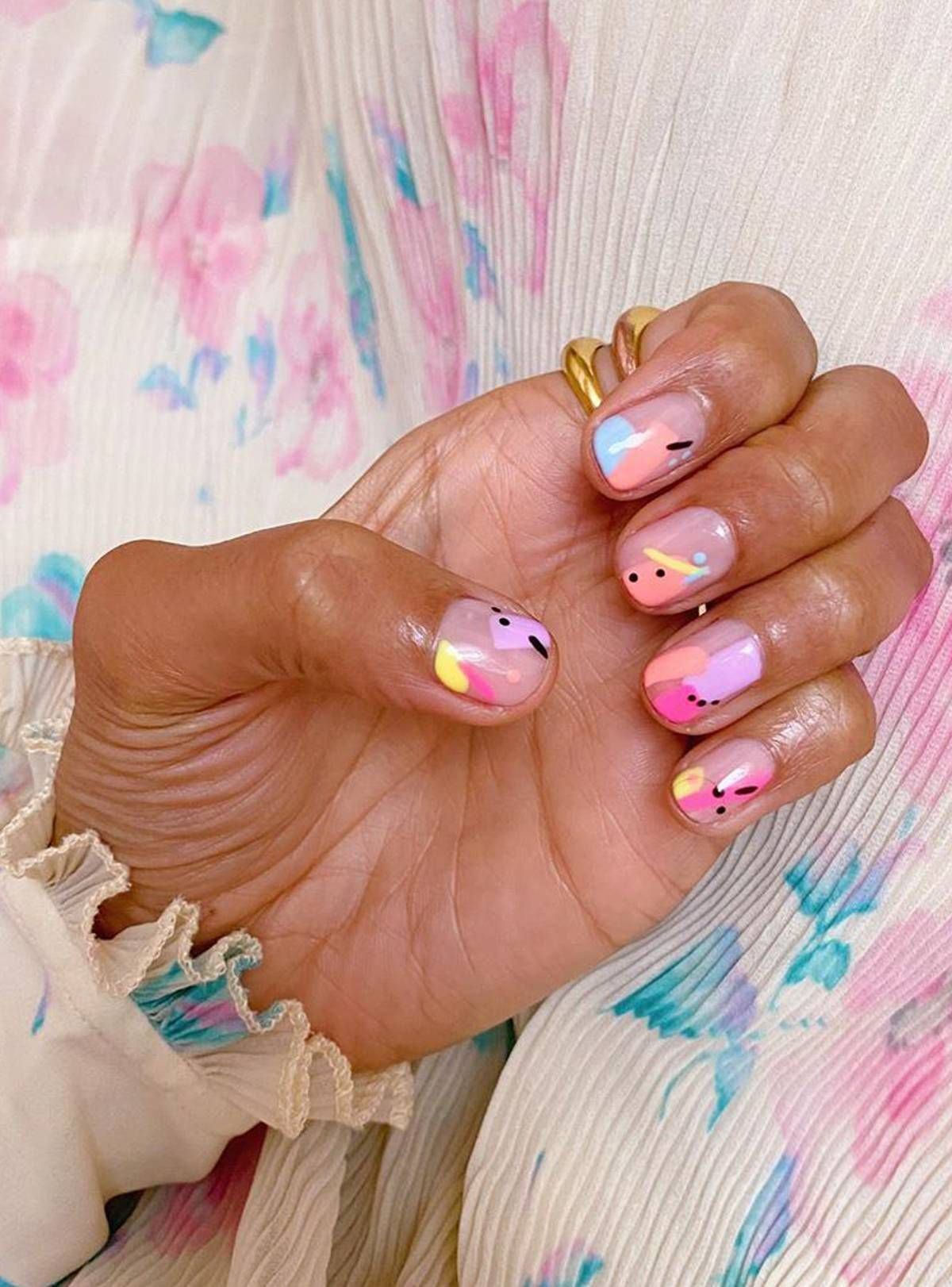55 Nail-Art Pictures We've Saved Ahead of Our Next Salon Appointments