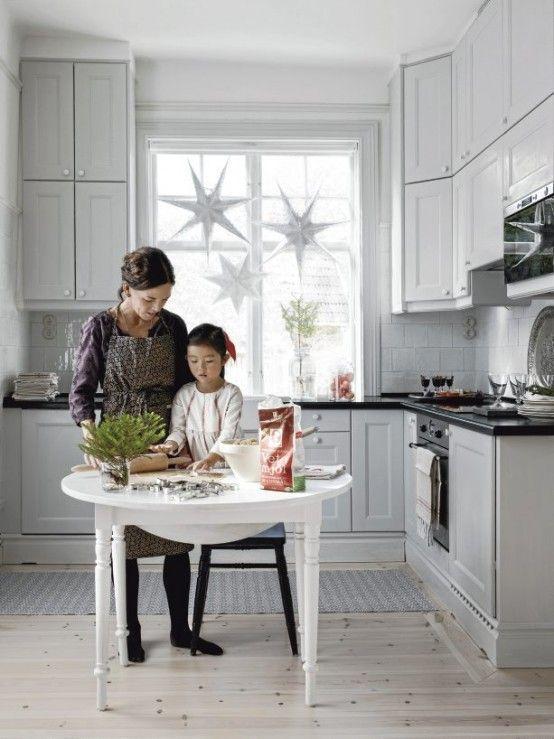 Wonderful 33 Rustic Scandinavian Kitchen - http://yourhomedecorideas.com/wonderful-33-rustic-scandinavian-kitchen-3/ - #home_decor_ideas #home_decor #home_ideas #home_decorating #bedroom #living_room #kitchen #bathroom #pantry_ideas #floor #furniture #vintage #shabby