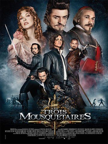 Les Trois Mousquetaires Streaming Gratuitrapide Streaming Filmposters