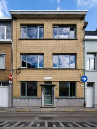 verbouwing transitwoning borgerhout | BOVENBOUW
