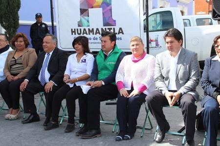 #ElCensorWeb Realizan en Huamantla Jornada de Salud en tu Comunidad