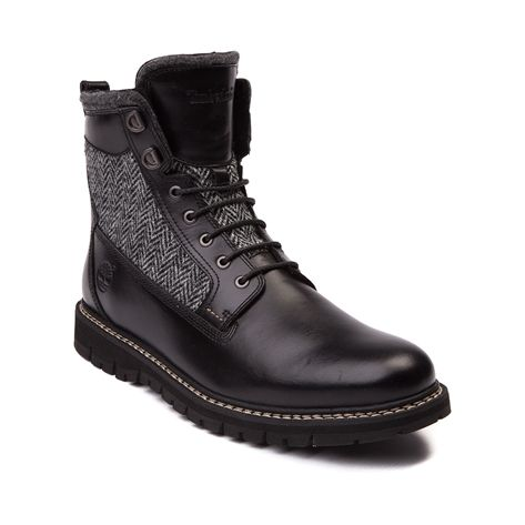 Timberland blends form with function this season with the