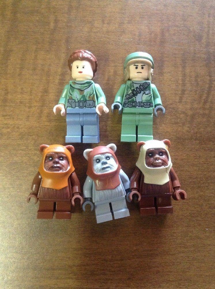 LEGO STAR WARS 8038 Chief Chirpa Minifigure New