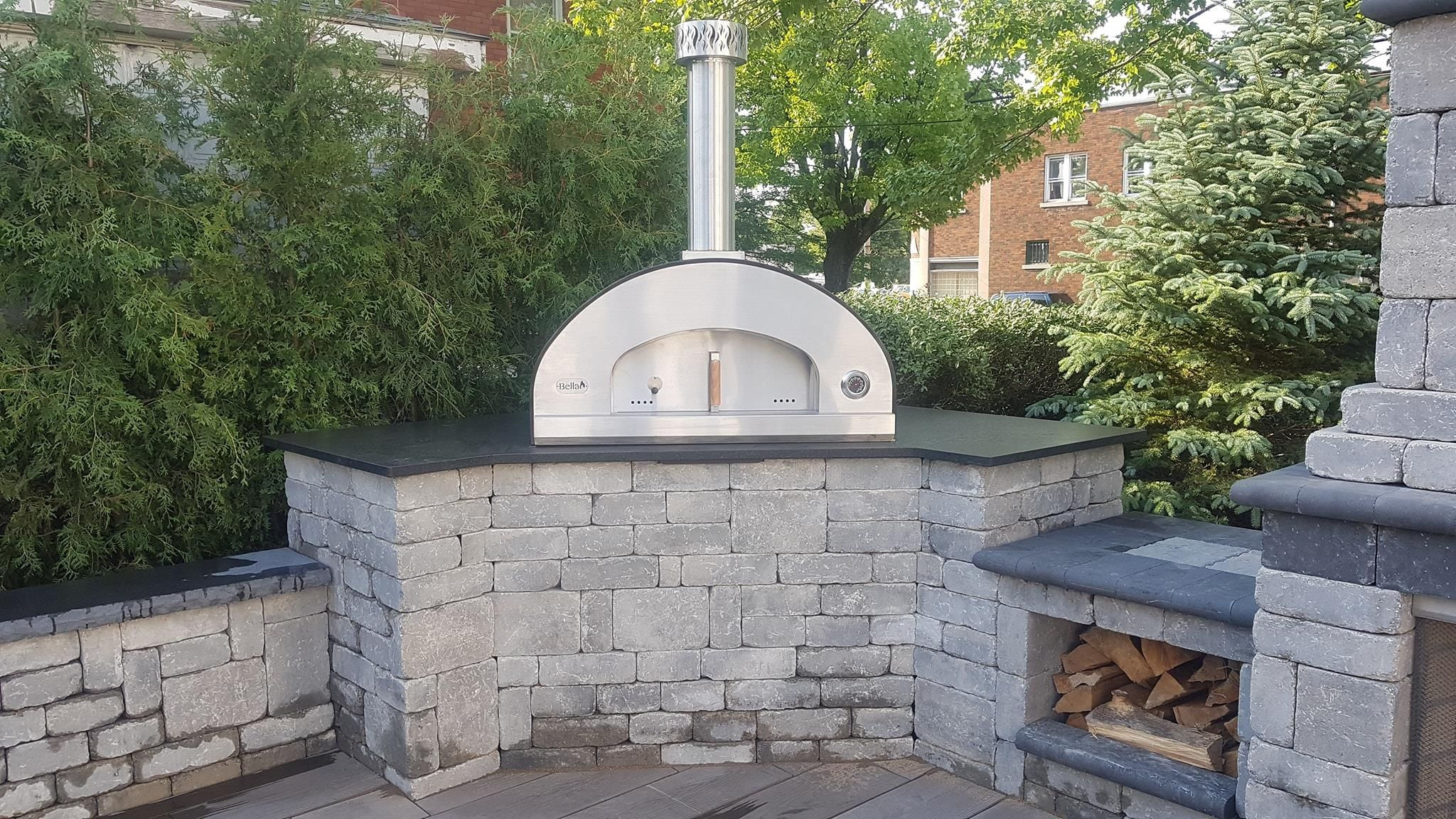 Portable Wood Fired Pizza Ovens Pizza Oven Wood Fired Pizza