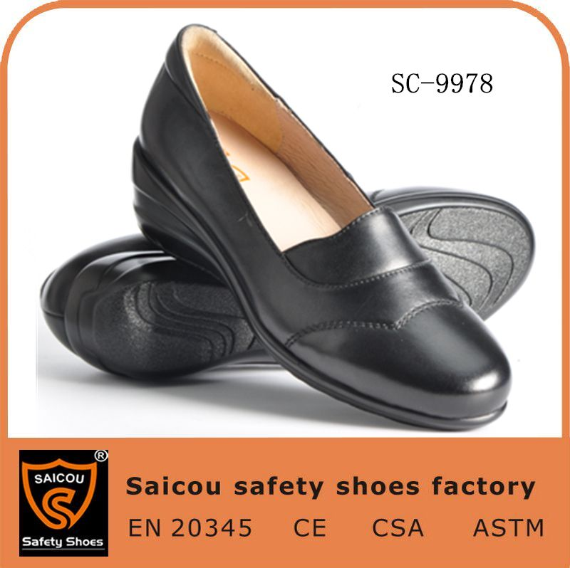 top fashion ladies casual shoes black