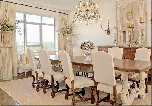cote de texas decorating dining rooms on a budget dining rooms rh pinterest co uk Boys Room Decorating On a Budget Cream Leather Rooms Decorating On a Budget