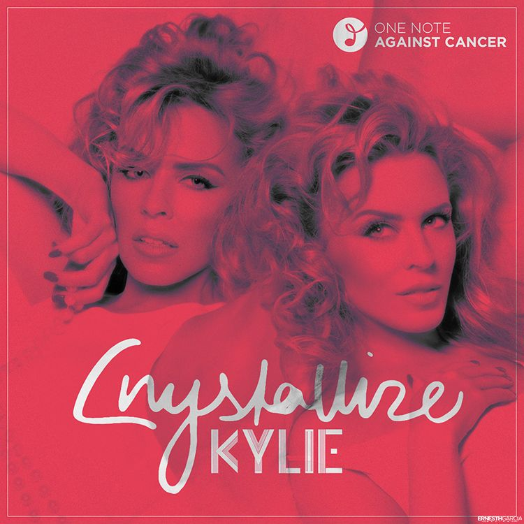 New Music Kylie Minogue Crystallize With Images Kylie