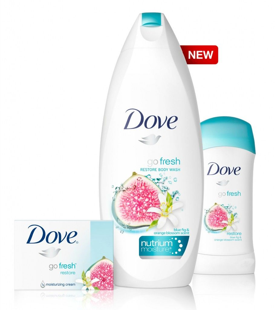 Fall In Love With The New Dove Go Fresh Blue Fig And Orange Blossom Beauty Products Drugstore Body Wash Body Skin Care