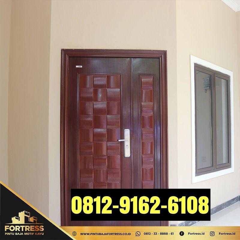 0812-9162-6108 (FORTRESS), Pintu Besi Toko Serang