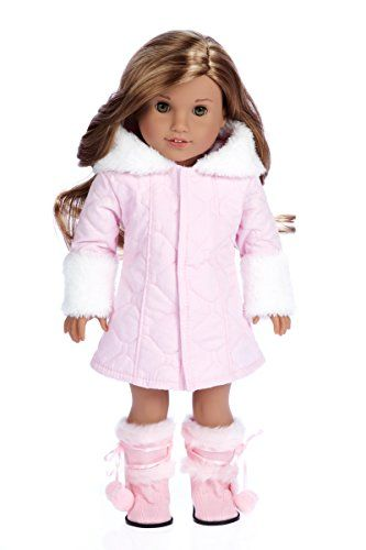 Cotton Candy - 3 piece outfit - Pink parka with hood, ivo... https://www.amazon.com/dp/B00BAYWJCM/ref=cm_sw_r_pi_dp_x_YQBrybYJ4498S
