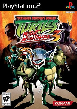 Mutant Nightmare Teenage Mutant Ninja Turtles Ninja Turtles 2 Ninja Turtles