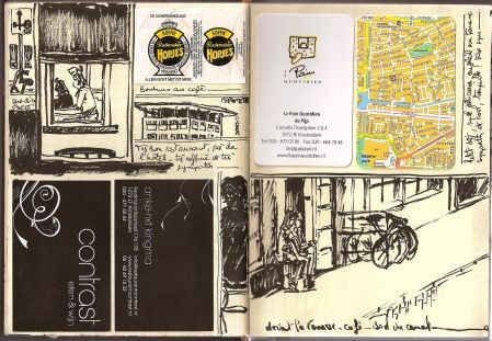 Carnets De Voyage Valerie Aboulker Peintre Carnets De Voyage Carnet Journal Artistique
