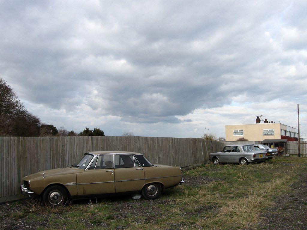 Rover Car Car Parking Car Park