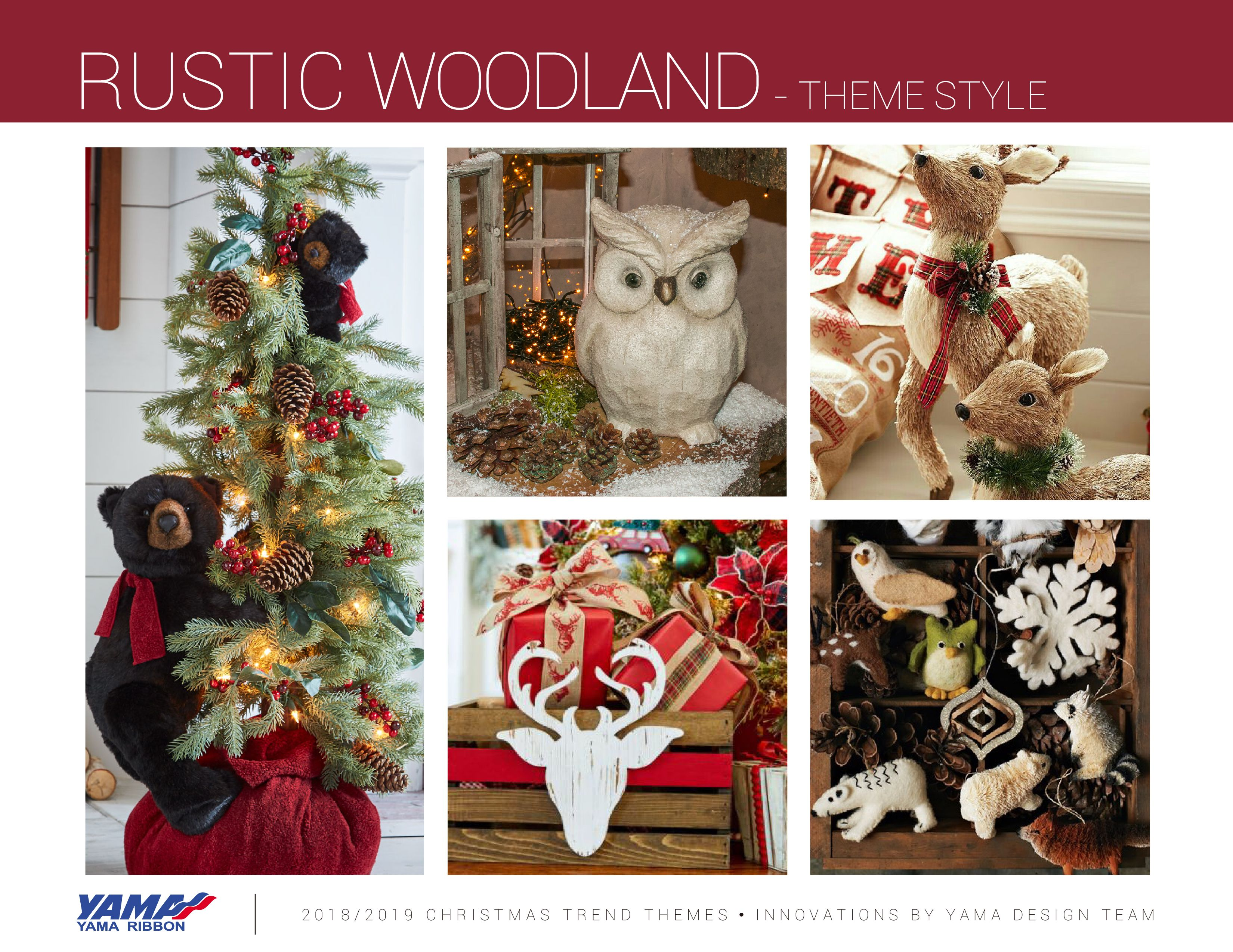 2019 Christmas Tree Trends 2018/2019 YAMA CHRISTMAS TRENDS 11 | 2018 2019 Christmas trend by