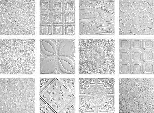 Styrofoam Ceiling Tiles Patterns Textures Budget Friendly Ceiling Design Styrofoam Ceiling Tiles Ceiling Tiles Ceiling Design
