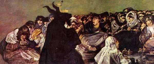 Image result for goya's black paintings