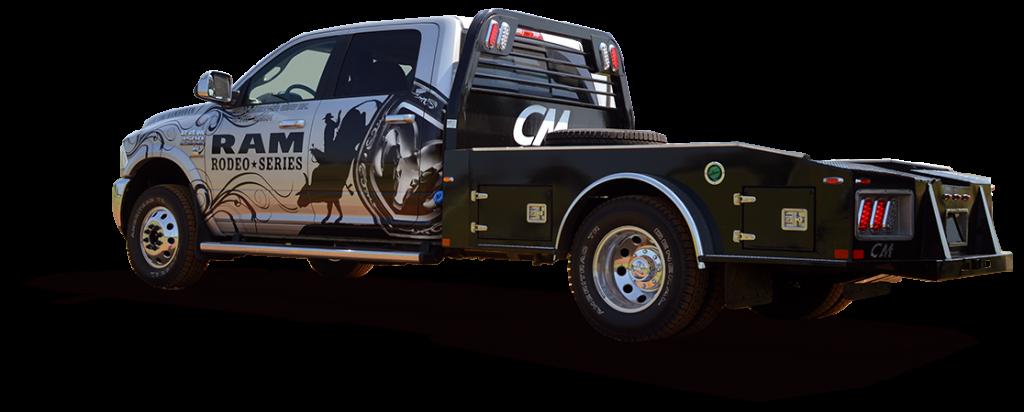 CM Truck Beds Truck Bodies Replacement Platform