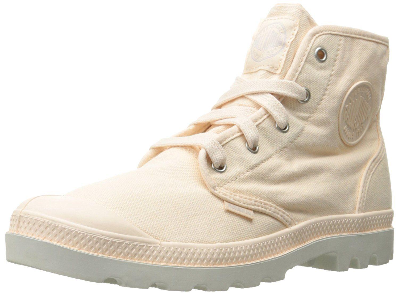 3bfafc154c0ac Amazon.com | Palladium Women's Pampa Hi Canvas Boot | Hiking Shoes ...