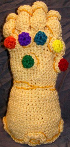 Tribute Infinity Gauntlet | Art | Easy diy crafts, Infinity