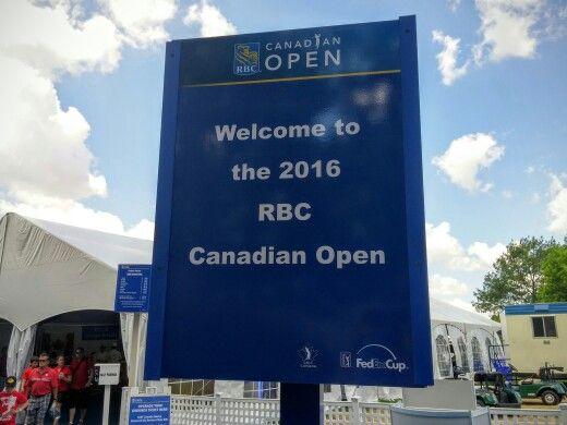 Great time in Oakville Ontario @ Glen Abbey⛳