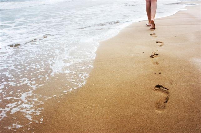 Resultado de imagen de mar pies