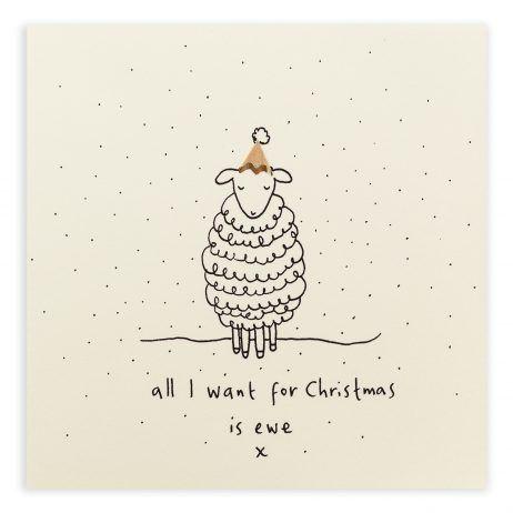 Christmas Ewe | Ruth Jackson | Ruth Jackson