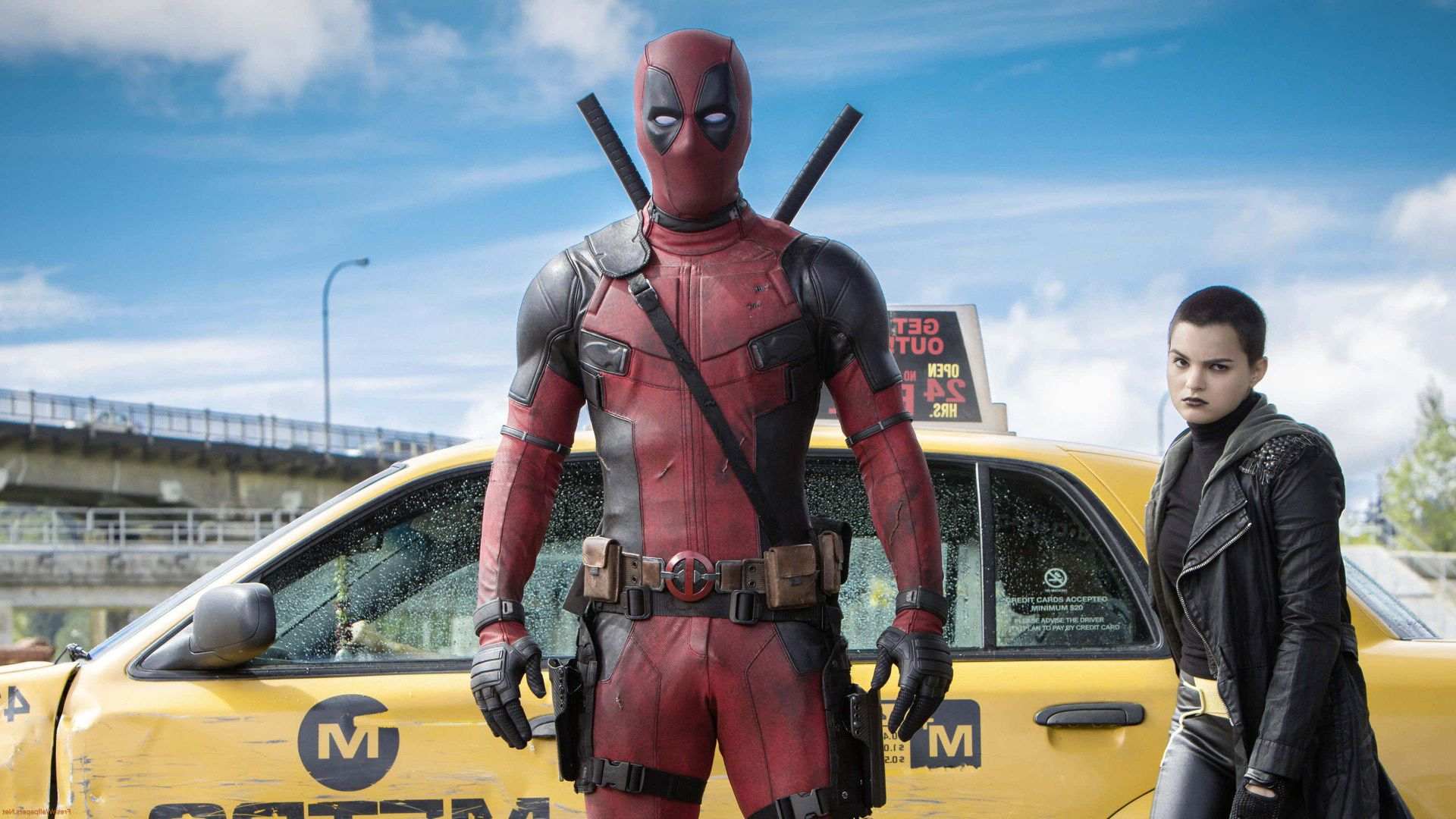 Deadpool Movie Wallpaper Hd Wallpapers Available In Different