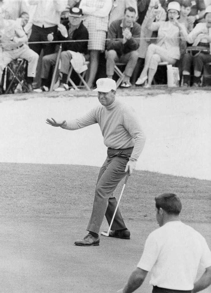 Billy casper won the 1970 masters with a 9 under par score