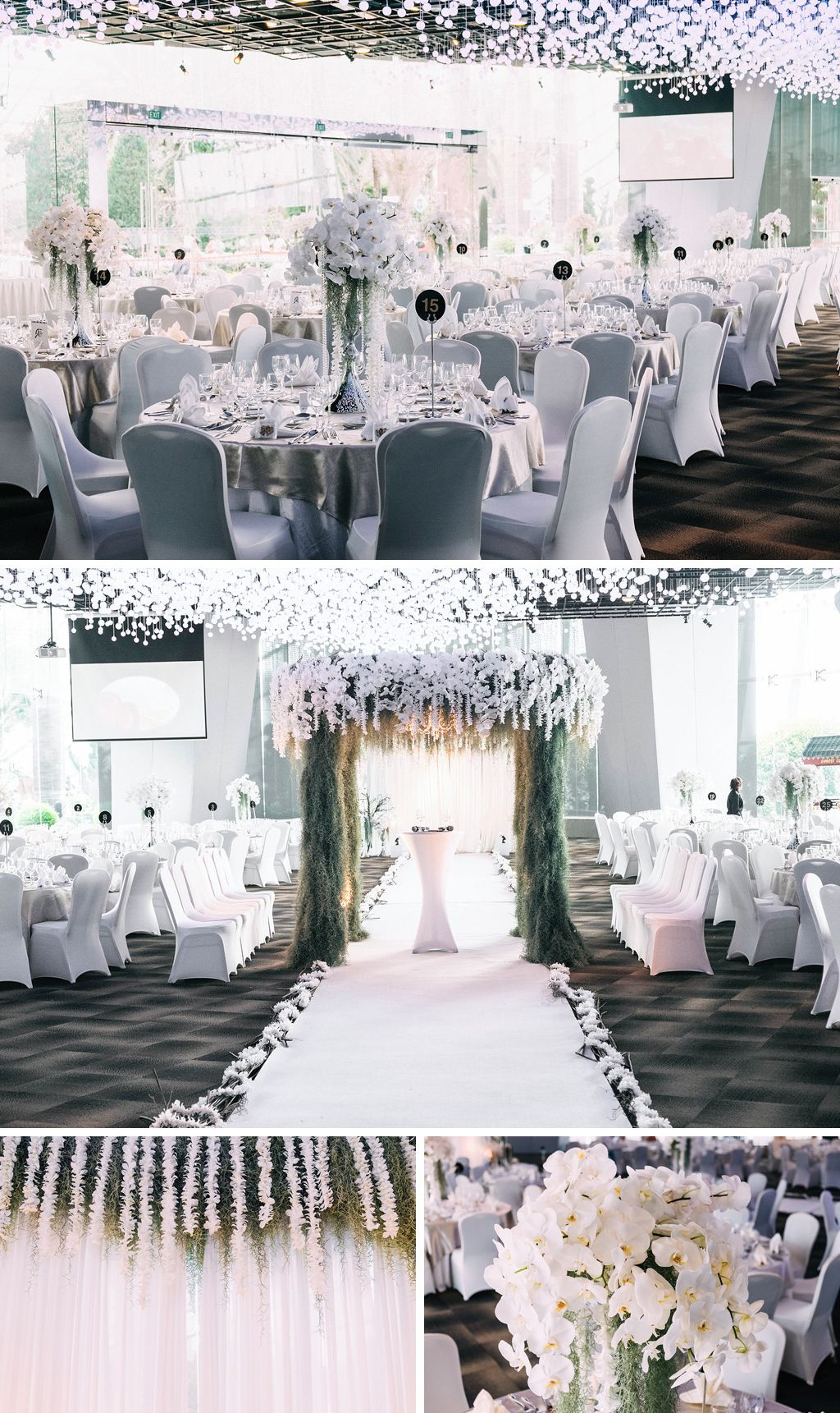 Top 12 Amazing Wedding Themes and Wedding Stylists in Singapore ...