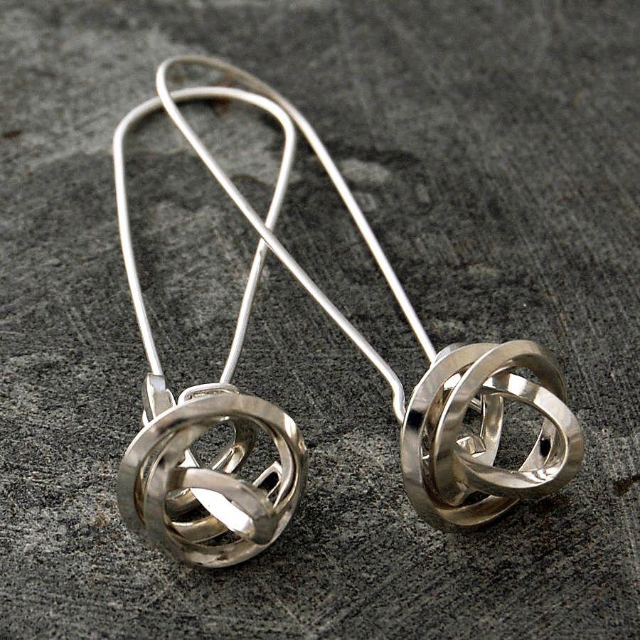 9467ba3ac by Otis Jaxon Silver Jewellery | Earrings