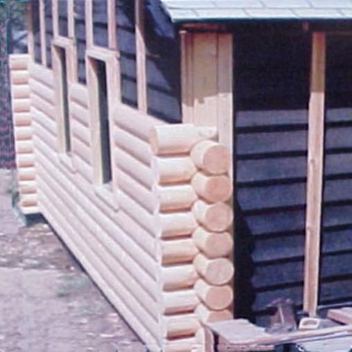 White Fir   Log Cabin  Uncle Hildeu0027s Lumber Outlet, Discount Prices For  Flooring, Decking, Lumber And Building Products