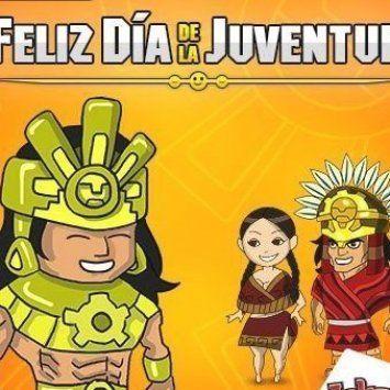 Feliz D  a de la Juventud  #juventus #j  venes #peru #games #inkamadness #apps #incas #atuq