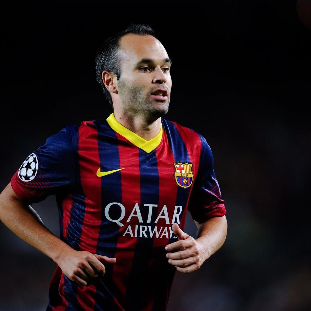 Motivaciones Fútbol on Twitter Barcelona players