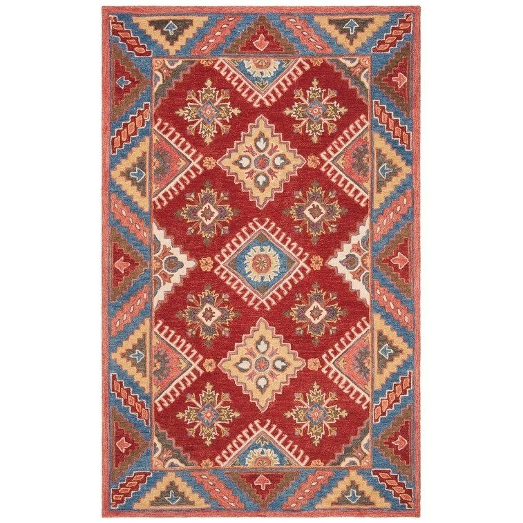 Nuloom Contemporary Southwestern Area Rug 8 X 10 Blue Cool Rugs Area Rugs For Sale Area Rugs
